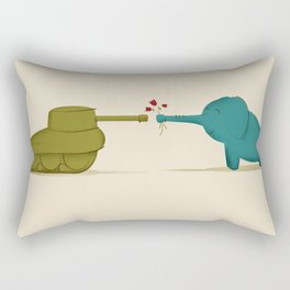 Big Love Rectangular Pillow