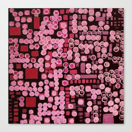 :: Pink Noise Ordinance :: Canvas Print