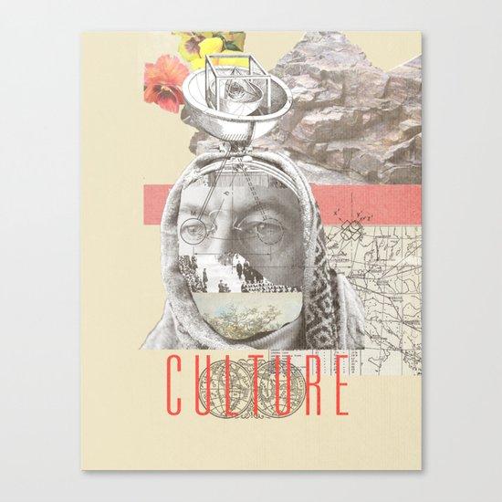 Culture Club Canvas Print