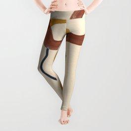 Half Side Leggings