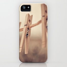 family of five iPhone Case