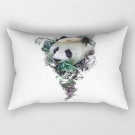 Panda - Spirit Animal Rectangular Pillow
