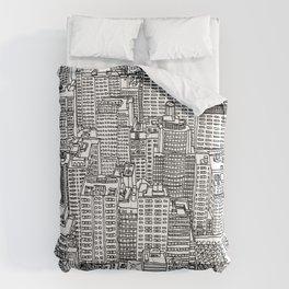 New York View 3 Comforters