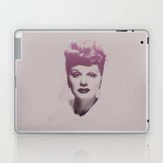 Lucille Ball Laptop & iPad Skin