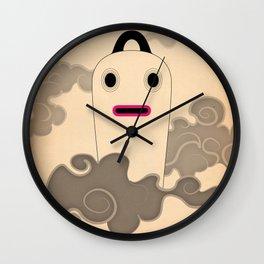 t e s t a t r a l e n u v o l e Wall Clock