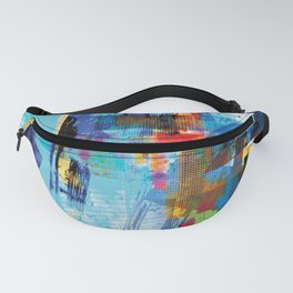 Pixilated Fanny Pack