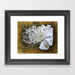 Memoria Framed Art Print