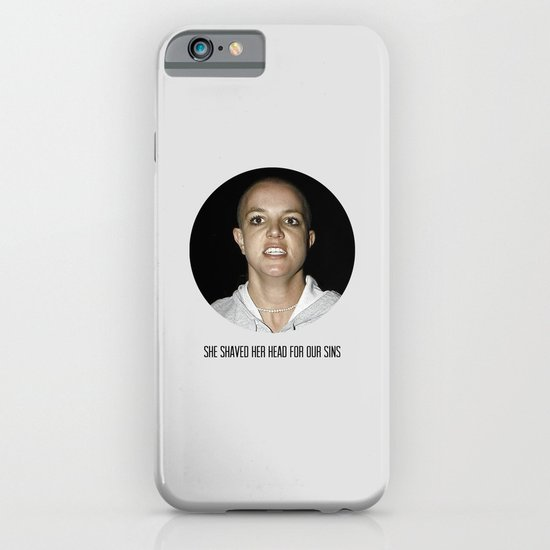 She Shaved Her Head For Our Sins iPhone & iPod Case