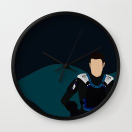 nightbird Wall Clock