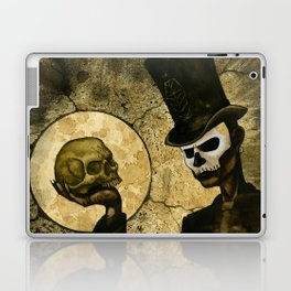 Shadow Man Laptop & iPad Skin