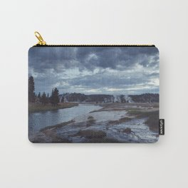 Hot Springs, Yellowstone Carry-All Pouch
