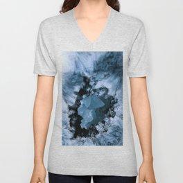 Crystal Blue Fantasy Unisex V-Neck
