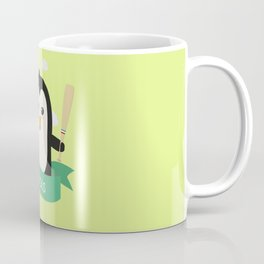 Baseball Penguin from TEXAS  T-Shirt for all Ages Coffee Mug