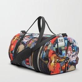 A Memory of Spring Duffle Bag