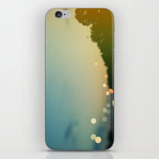 Paint the Night iPhone Skin