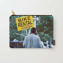 Bike Rental Carry-All Pouch