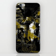 Golden In His Eyes iPhone & iPod Skin