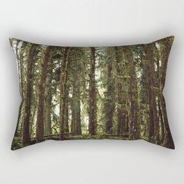 Pillars Rectangular Pillow