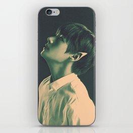YNWA Elf Tae iPhone Skin