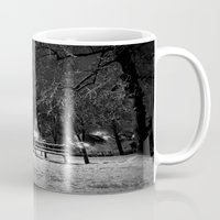 narnia Mugs featuring Narnia? by Mark Nelson