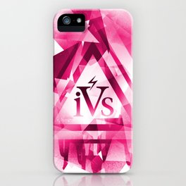 iPhone 4S Print - Pink iPhone Case