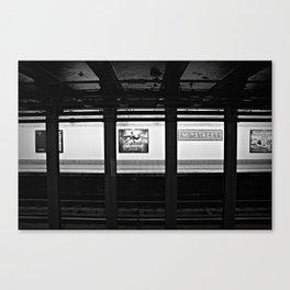 86th Street Canvas Print