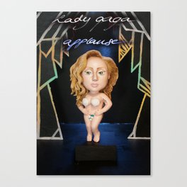 Venusga artpop Canvas Print
