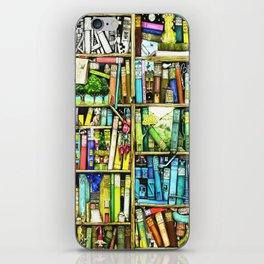 Bookshelf Fantasy iPhone Skin
