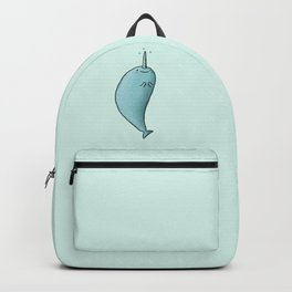 Happy Narwhal Backpack