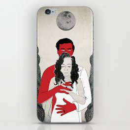 say yes iPhone Skin