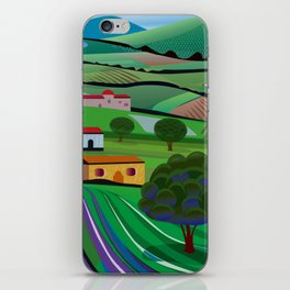Santa Barbara Farms iPhone Skin