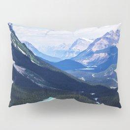 Peyto Lake, Alberta Pillow Sham