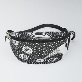 Joan Miró - Constellations Fanny Pack