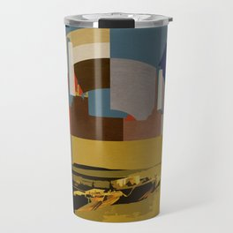 Pop Power (Square) Travel Mug