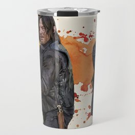 Daryl and Aaron Travel Mug