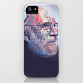 Oliver Sacks iPhone Case
