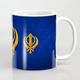 Sikh Khanda Collection Coffee Mug