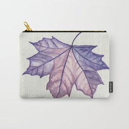 Fall Leaf Carry-All Pouch