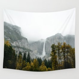 Yosemite Falls Wall Tapestry