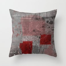 unfolded 8 Throw Pillow