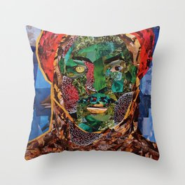 drk2 Throw Pillow