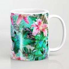 Jungle Lilies Mug