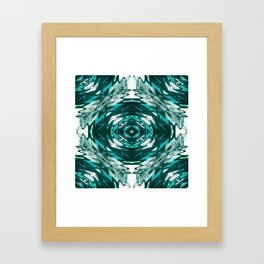 The Native within... Framed Art Print