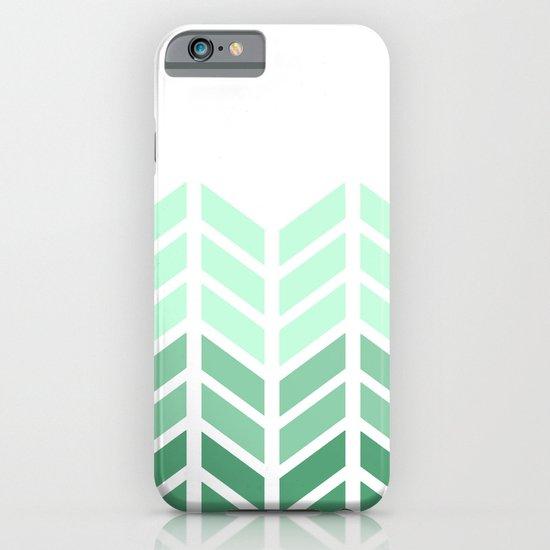 OMBRE LACE CHEVRON iPhone & iPod Case