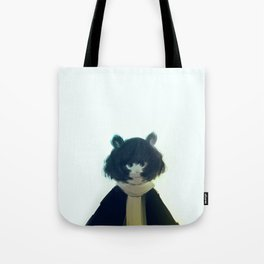 Warm Fur Tote Bag