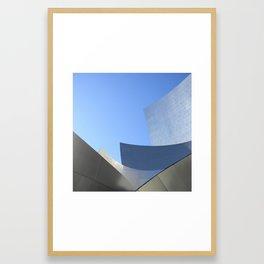 It's like Jazz Framed Art Print