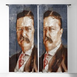 Theodore Roosevelt, President Blackout Curtain