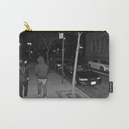 Walk With Me. Carry-All Pouch