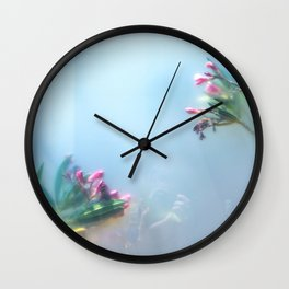 Obscured Wall Clock
