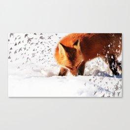 Freedom takes Flight Canvas Print